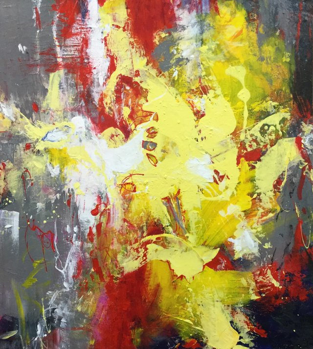 "Doris Savard, ""Éclats de lumière,"" nd"