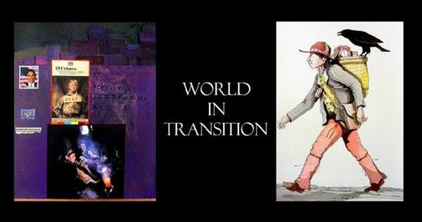 World In Transition Invitation