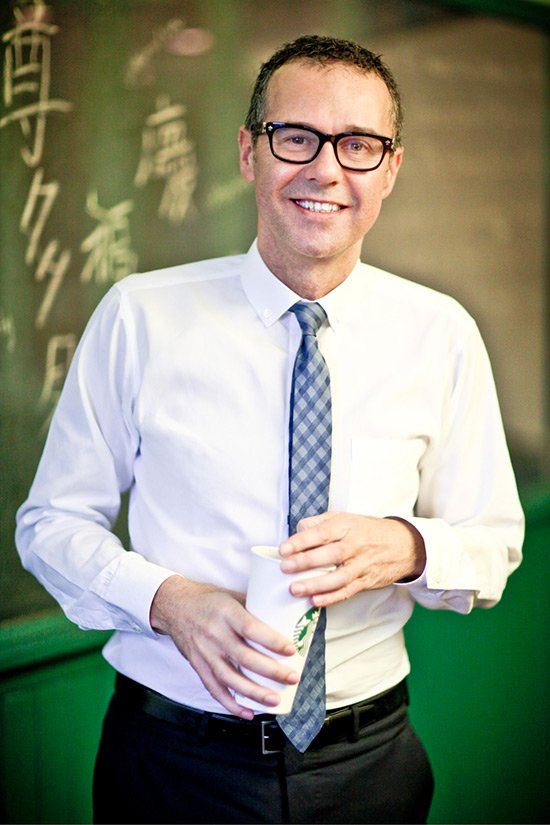 Bob Rennie, Director, Rennie Foundation