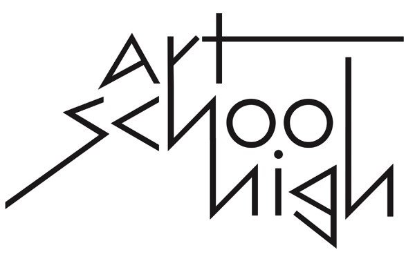 Art School High Invitation