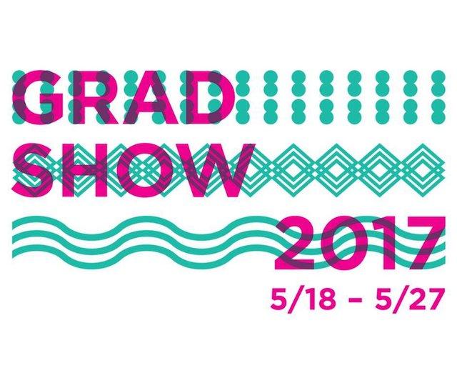 ACAD Grad Show 2017 Invitation