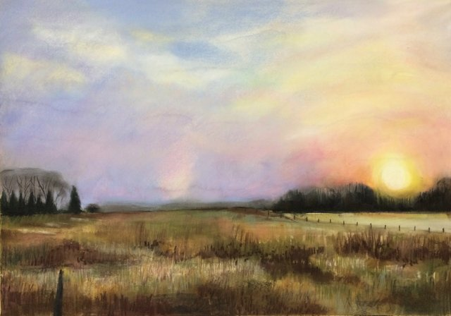 "Nola Cassady McCourt, ""Big Sky Alberta Invitation"""