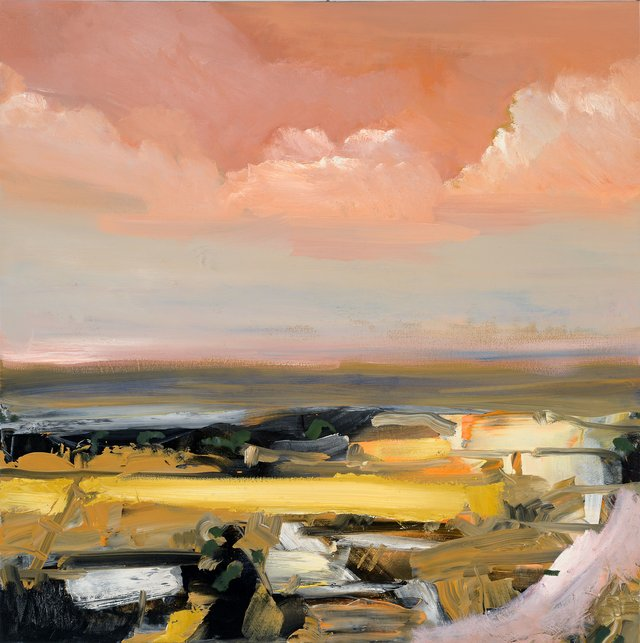 "Simon Andrew, ""Summer Evening,"" 2017"