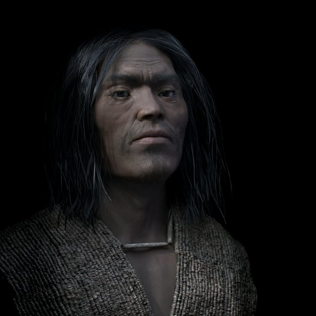 The Canadian Museum of History has unveileda digital facial reconstruction of a 4,000-year-old shíshálh family from the West Coast.