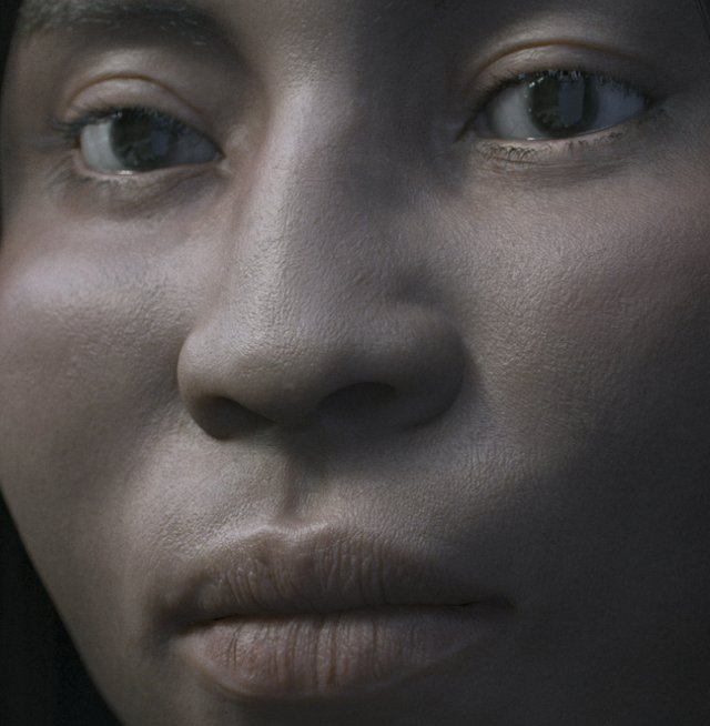 The Canadian Museum of History has unveiled a digital facial reconstruction of a 4,000-year-old shíshálh family from the West Coast.