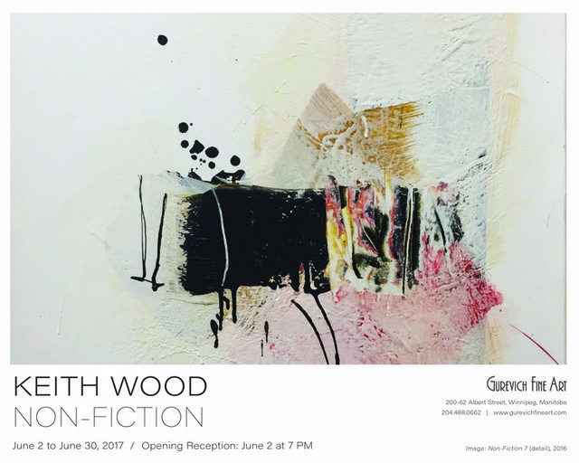 "Keith Wood, ""Non-Fiction,"" Invitation"