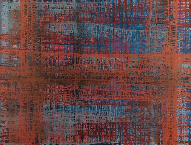 """Maxwell Bates, """"Northern Painting,"""" 1960"""