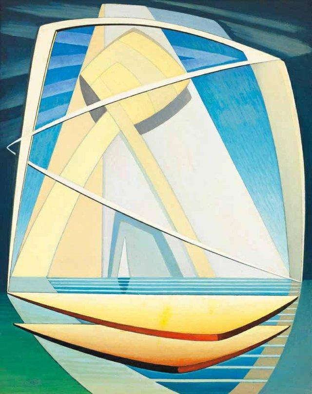 "Lawren Stewart Harris, ""LSH 89B,"" circa 1937"