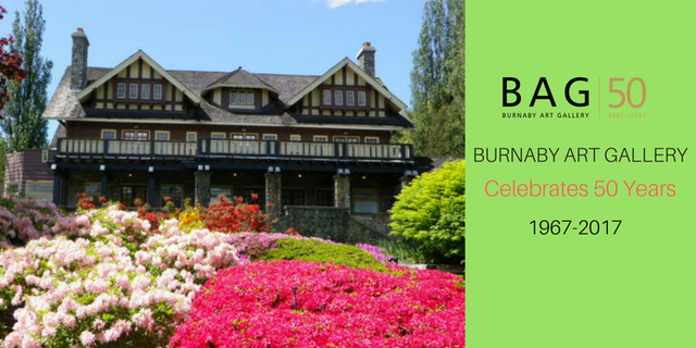 Burnaby Art Gallery celebrates its 50th anniversary