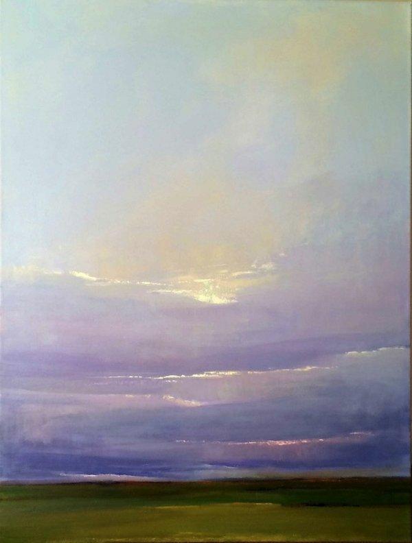 "Judy Ueda, ""Heaven & Earth XIV,"" nd"