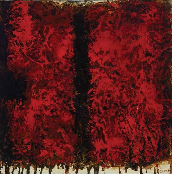 "Jean McEwen, ""Composition,"" 1962"