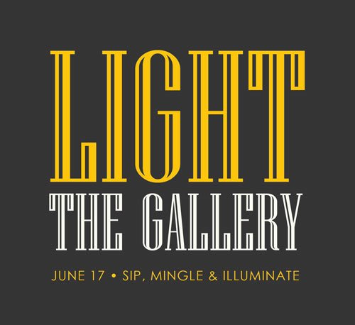 Light the Gallery