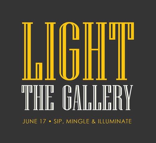 Light the Gallery