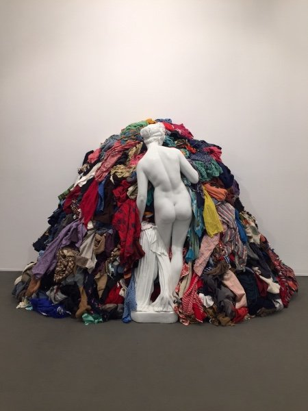 Michelangelo Pistoletto at San Giorgio, Venezia