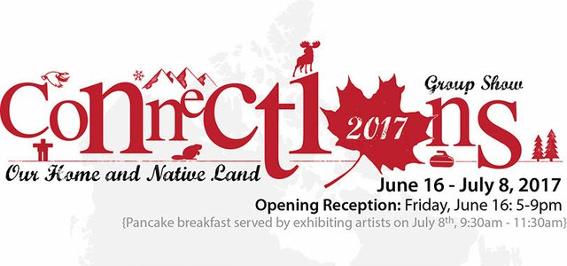 Connections - Our Home and Native Land, Invitation