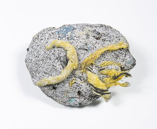 "Kelly Jazvac, ""Plastiglomerate Sample,"" 2013"