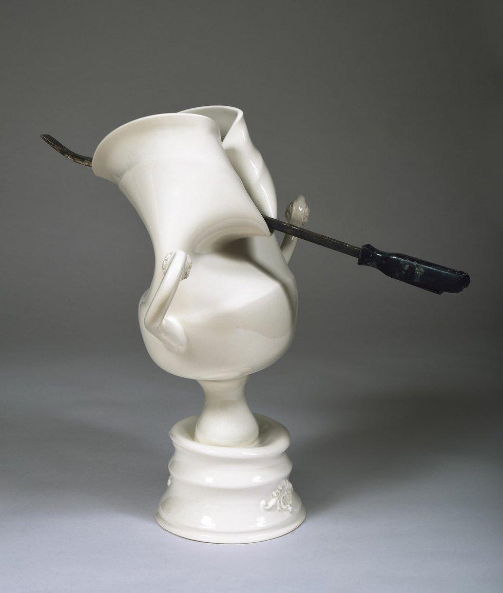 laurent craste wields his axe galleries west. Black Bedroom Furniture Sets. Home Design Ideas