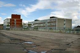 "Sylvia Grace Borda, ""Hunter Secondary School Complex, East Kilbride,""  2005-6"