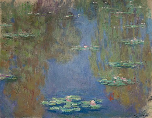 "Claude Monet, ""Nymphéas,"" 1903"