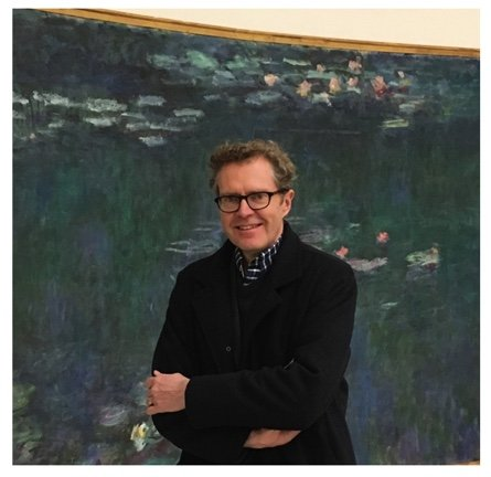 Ross King, 2017 Heller Lecture, Monet""