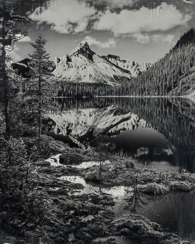 """Blake Chorley, """"Lake O'Hara,"""" 2016"""