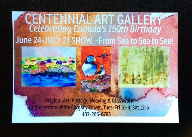Canada 150: Sea to Sea to See, Invitation