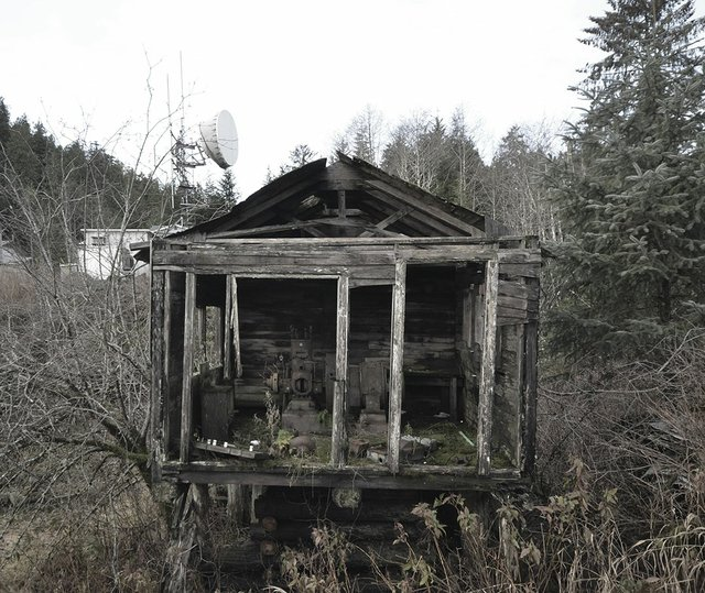 """Site Unseen, """"Power Shed,"""" 2017"""