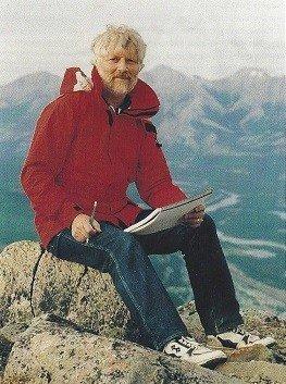 Robert Guest, photo courtesy Beaverlodge Area Cultural Society