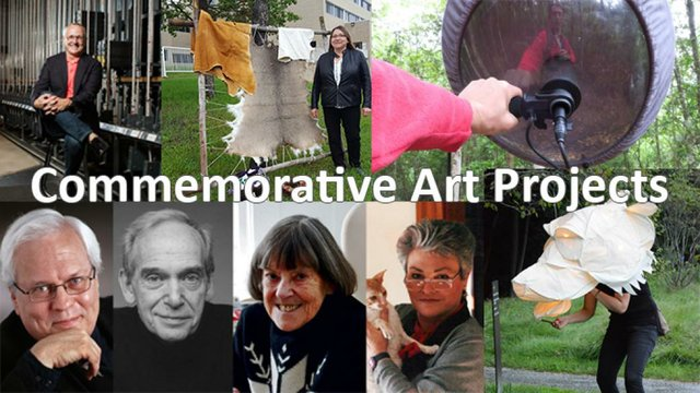 Commemorative Art Projects