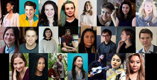 Emerging Alberta Artists