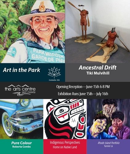 Art Walk and Cultural Performances Invitation
