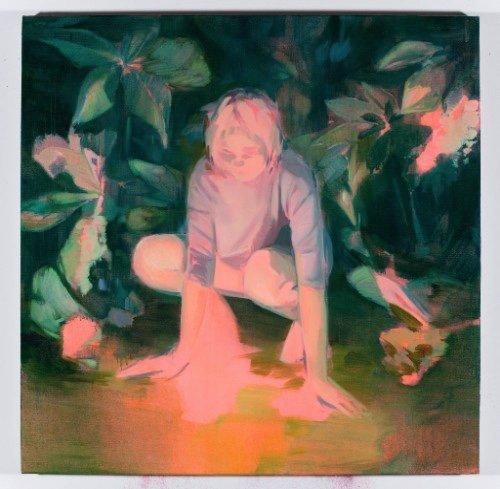 "Corri-Lynn Tetz, ""Conjure,"" 2017"
