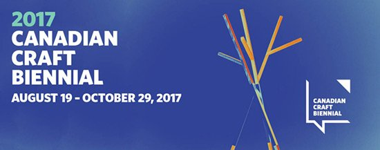 Canadian Craft Biennial 2017