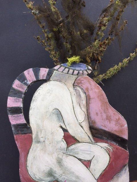 """Helen Robertson,  """"Pink Resist,"""" nd"""