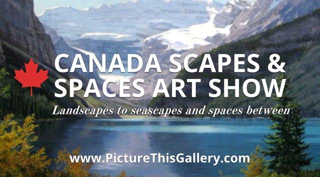 Canada Scapes & Spaces Invitation