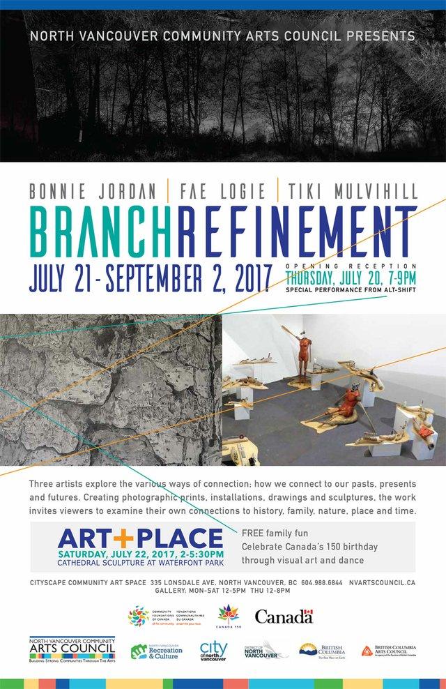 Branch Refinement poster