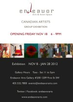 Canadian Contemporary Art Exhibition
