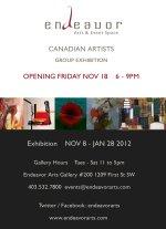 Canadian Contemporary Art Exhibition
