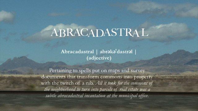 Raqs Abracadastral