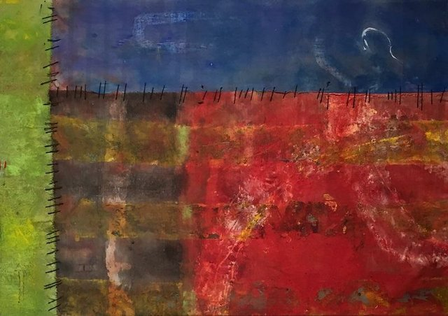 """Stephen Schellenberger, """"Way Out There, Invitation"""""""