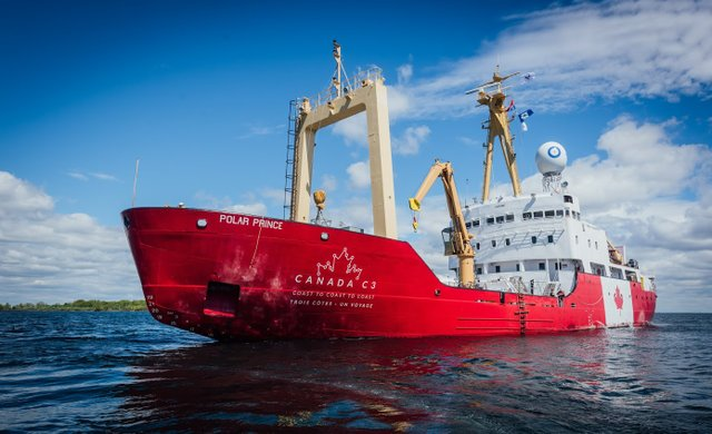 Polar Prince / Canada C3