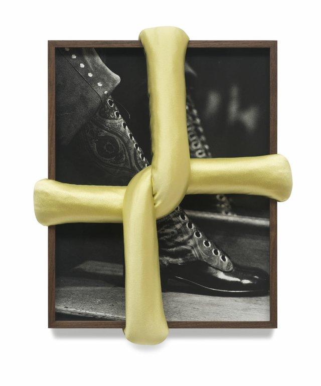 "Elad Lassry, ""Untitled (Boot A),"" 2013"