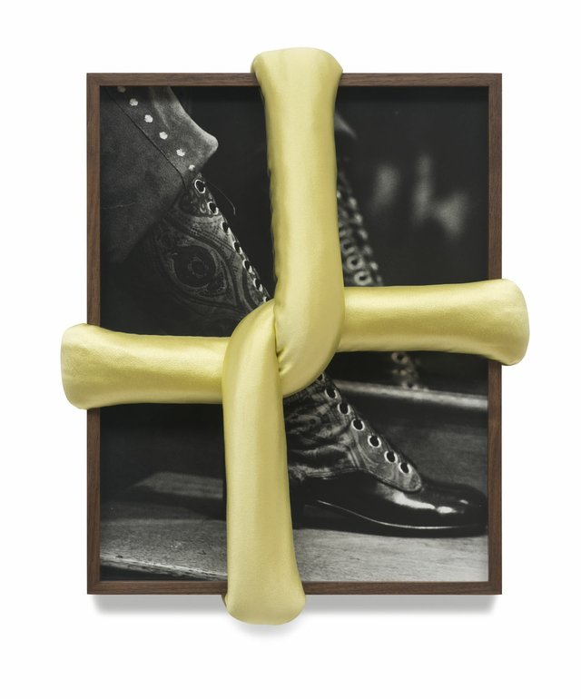 "Elad Lassry, ""Untitled (Boot A),"" 2013"