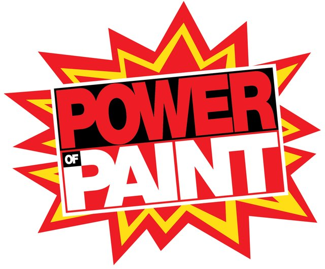 Power of Paint Logo