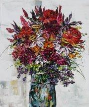"""Maya Eventov, """"Wild Bouquet,"""" nd"""