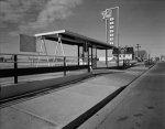 """Bay Parkade Entry 1960"""