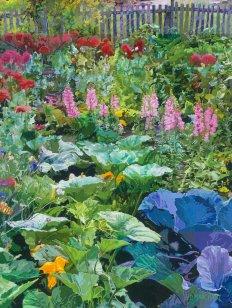 "David Marchant, ""Garden,"" 2010"