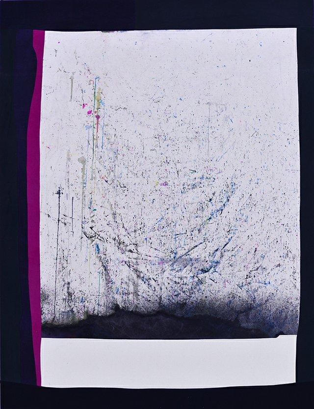 """Colleen Heslin, """"Dark Matter,"""" 2017"""