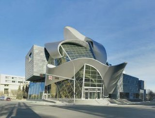 The Art Gallery of Alberta in Edmonton. (photo by Robert Lemermeyer)