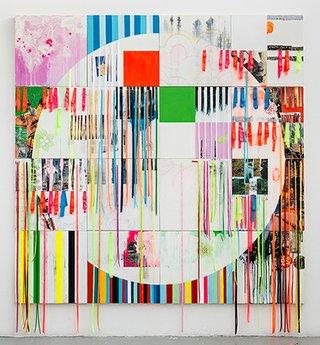 "Bruno Canadien, ""Hustle & Bustle, Downriver House,"" 2016,"